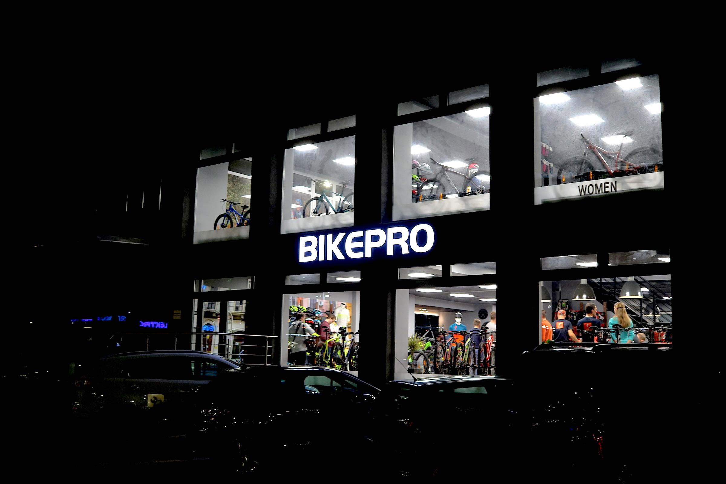 aea4e2c9e Otvorenie bikeshopu BikePro – Biker.sk